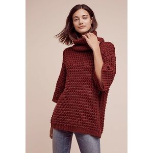 Plenty by Tracy Reese Waffled Turtleneck Sweater